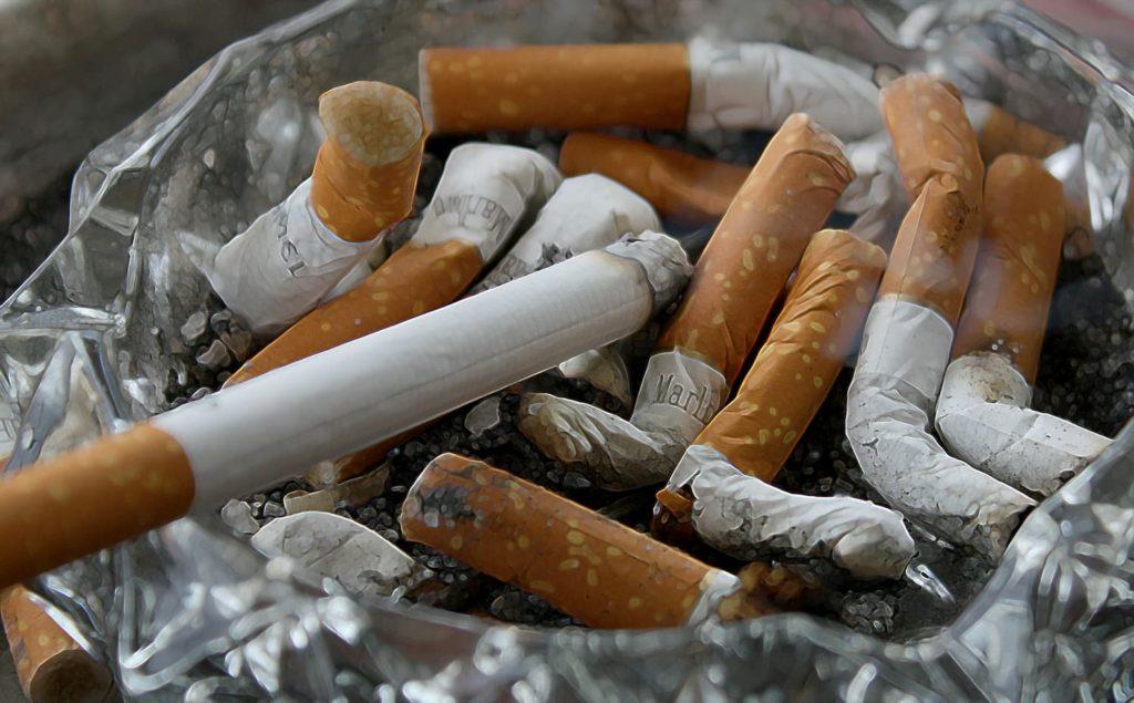 tabagisme addiction
